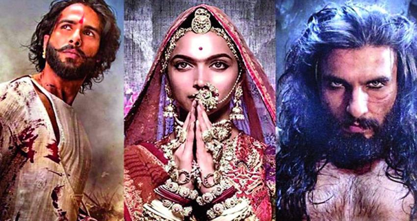 3yearsOfPadmaavat: भावुक हुए रणवीर, शेयर किया फिल्म का यह अनदेखा वीडियो