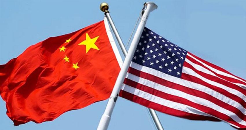 तीखी नोक-झोंक के साथ चीन-अमेरिका के बीच शीर्ष वार्ता