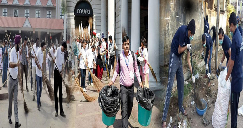 #GandhiJayanti: आखिर क्यों 2 अक्टूबर को ही याद आता है स्वच्छता अभियान