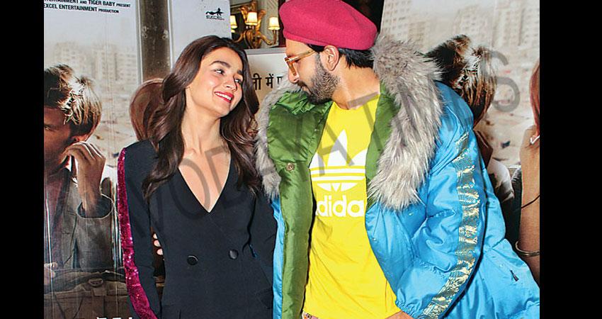 Video में देखें, जब रणवीर ने कहा ''मेरी वाइफ का प्यार है,मेरी एनर्जी का राज''
