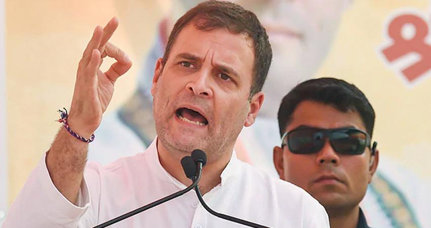 राहुल गांधी का सरकार को सलाह, आर्थिक संकट से निपटने के लिए मनरेगा को दी जाए मजबूती