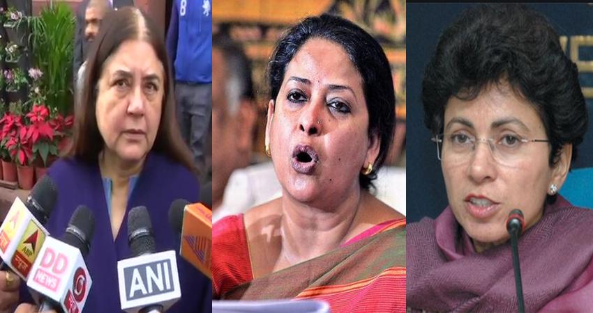 #Encounter पर इन प्रमुख महिलाओं ने उठाए सवाल, जांच की मांग की