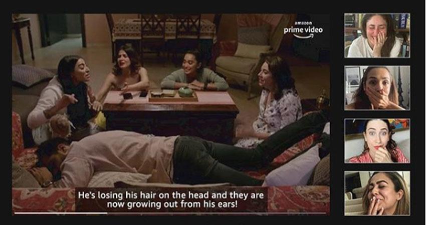 ''फोर मोर शॉट्स प्लीज!'' सीजन 2 को एंजॉय कर रहीं करीना और उनकी GirlGang!