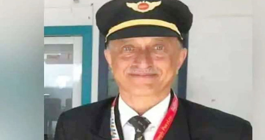 केरल विमान हादसे में मारे गए पायलट डीवी साठे ने वायुसेना में दिया था 22 साल