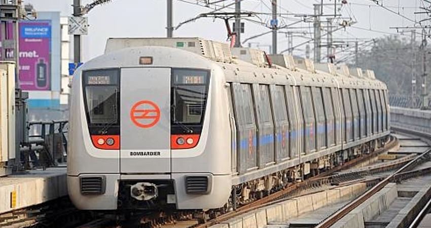 रेल रोको आंदोलनः दिल्ली मेट्रो ने टिकरी बॉर्डर समेत ये चार स्टेशन किए बंद
