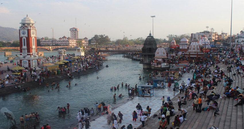 हरिद्वार में स्नान के लिए साथ लानी होगी कोरोना टेस्ट रिपोर्ट,व्यापारियों ने जताया विरोध
