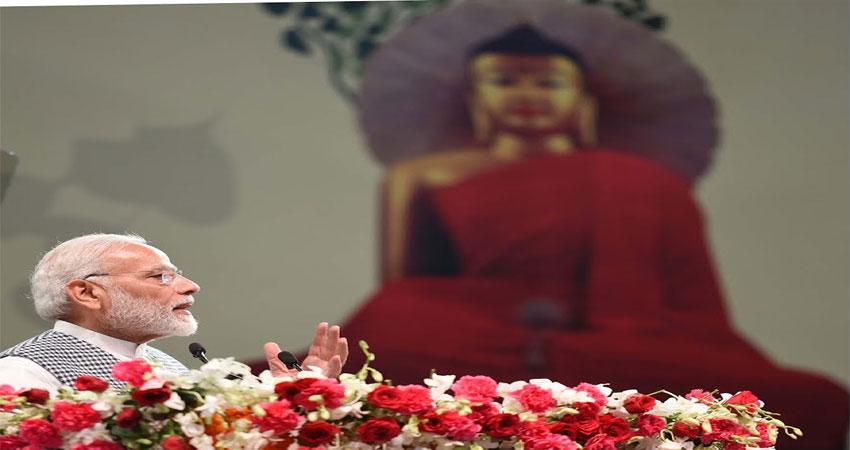 धम्मचक्र प्रवर्तन दिवस पर बोले PM मोदी- आज भगवान बुद्ध के उपदेश और प्रासंगिक