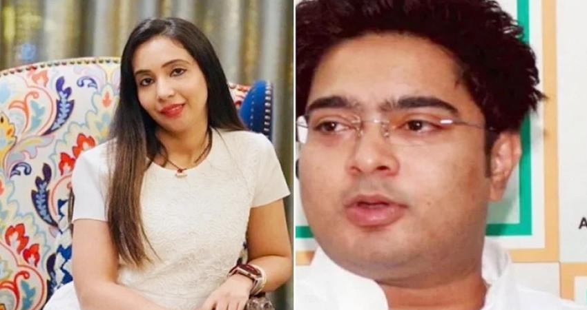 प. बंगाल: कोल तस्करी में अभिषेक बनर्जी की पत्नी रूजिरा से CBI की पूछताछ