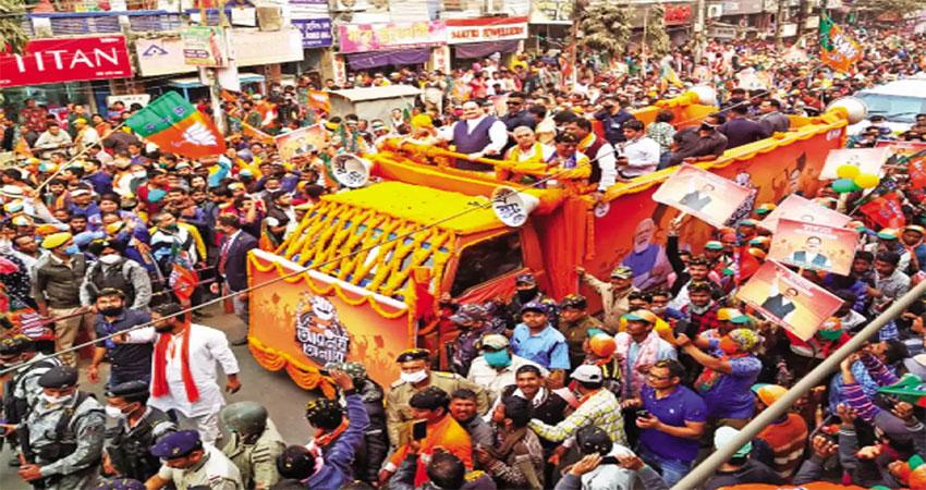 प. बंगालः कभी मओवादियों के गढ़ रहे पुरुलिया में जगने लगी विकास की उम्मीद