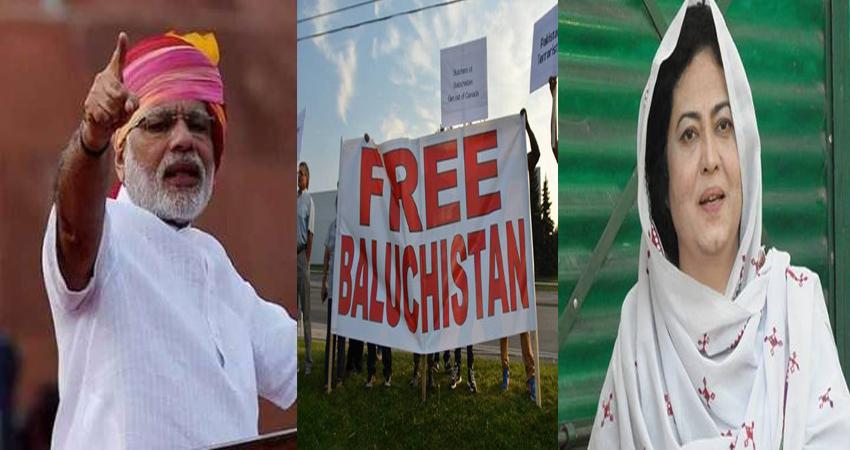 #Article370 हटने पर बलूचिस्तान में जश्न का माहौल, कहा- हम आजाद हुए तो लगाएंगे PM मोदी की मूर्ति''