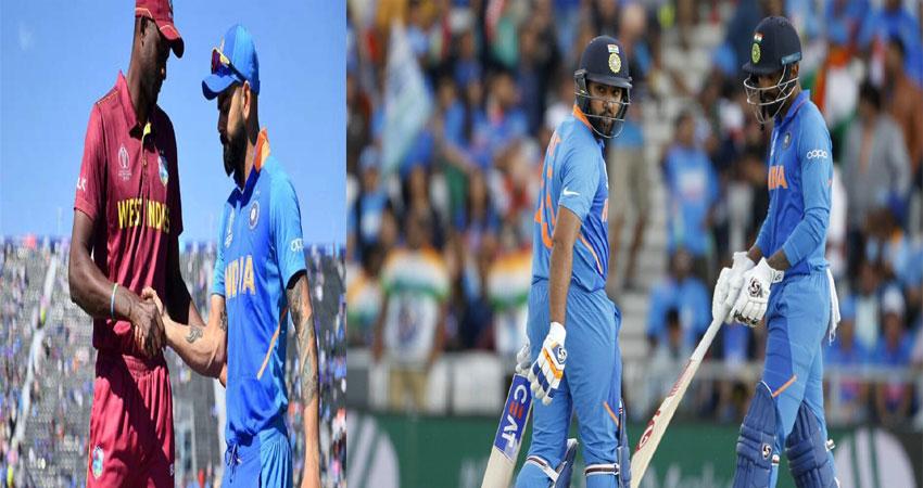 Ind vs WI 3rd ODI: भारत ने 4 विकेट से वेस्टइंडीज को हराकर जीता मैच