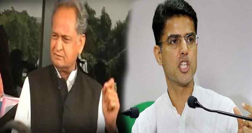 राजस्थान में कांग्रेस सीएम उम्मीदवार की रेस में घमासान, एक सियासत का बाजीगर तो दूसरा युवा नेता
