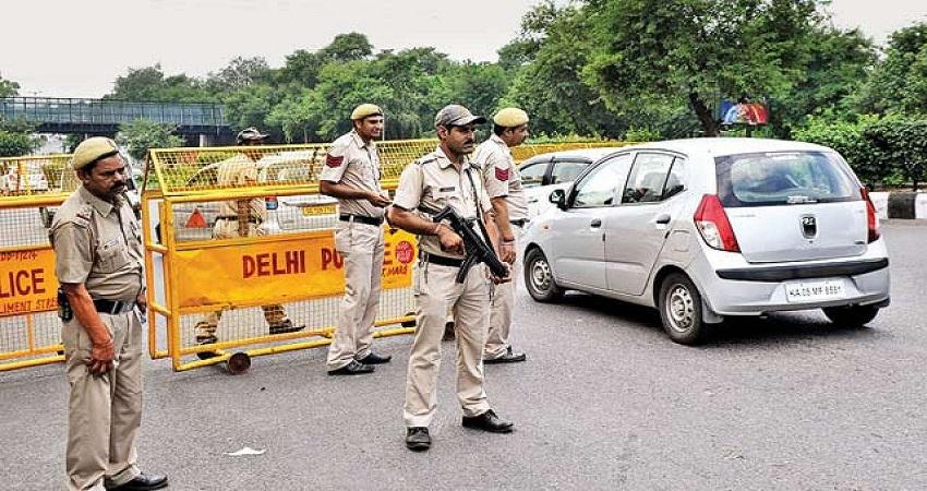 दिल्ली: ड्रोन हमले से मुकाबले के लिए सुरक्षा बलों को मिल रही स्पेशल ट्रेनिंग