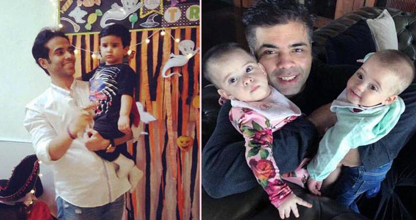 Father's Day 2021: बी-टाउन के सिंगल फादर्स जो निभा रहे हैं मां का भी फर्ज