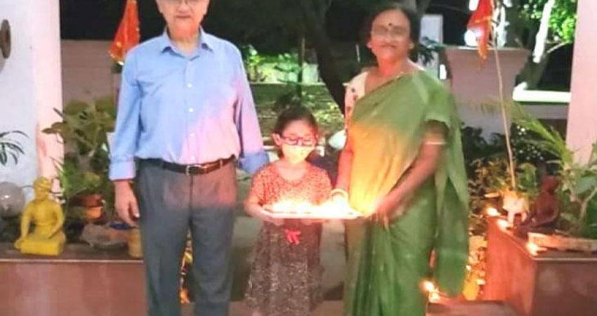 प्रयागराज से सांसद रीता बहुगुणा जोशी की पोती की पटाखों से जलने से मौत