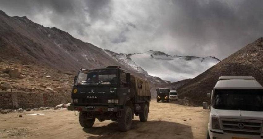 भारत-चीन पूर्वी लद्दाख से सेनाओं को पूरी तरह से हटाने पर हुए सहमत