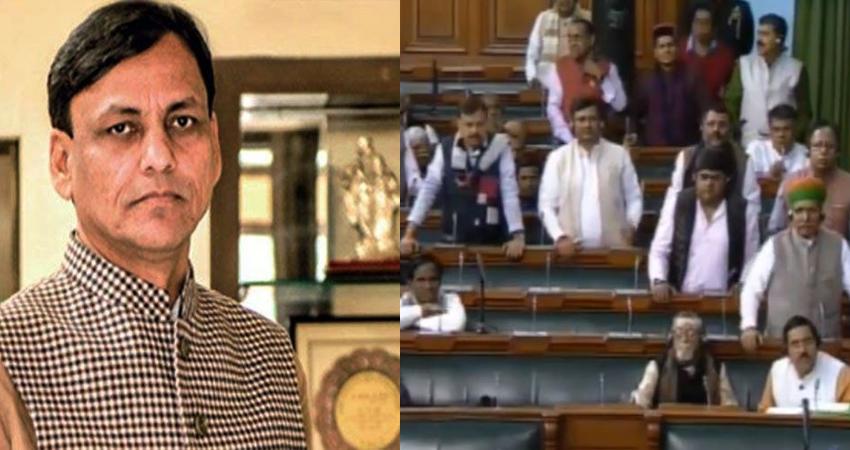 NRC को लेकर संसद में बोले गृह राज्य मंत्री, कहा- पूरे देश में लागू करने पर फैसला अभी नहीं