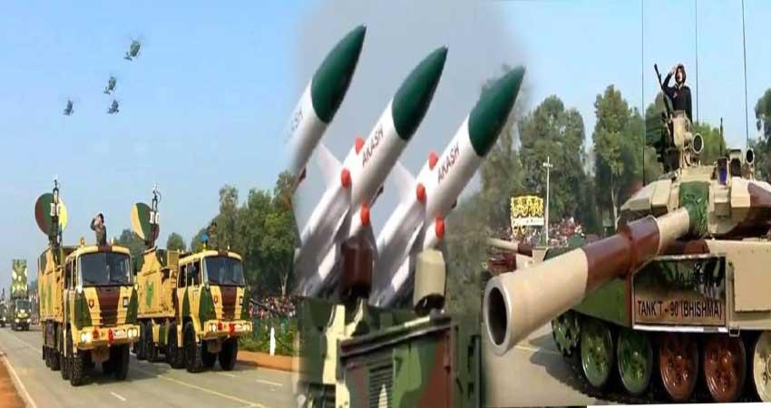 Republic Day 2020: राजपथ पर हुई परेड में दिखा सेना का दम, देखें दिल छूने वाली Pics