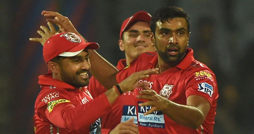 IPL: सनराइजर्स हैदराबाद को पटखनी देने के बादअश्विन ने कही ये बात