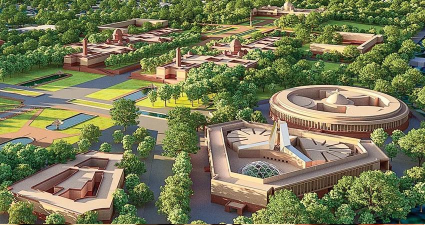 नए संसद भवन पर 971 करोड़ की लागत, पुराने पर लगा था 83 लाख, जानें खास बातें