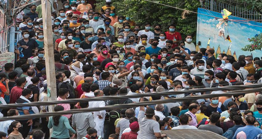 कोरोनाः पश्चिमी दिल्ली के दो बाजारों को बंद करने संबंधी आदेश वापस लिया गया
