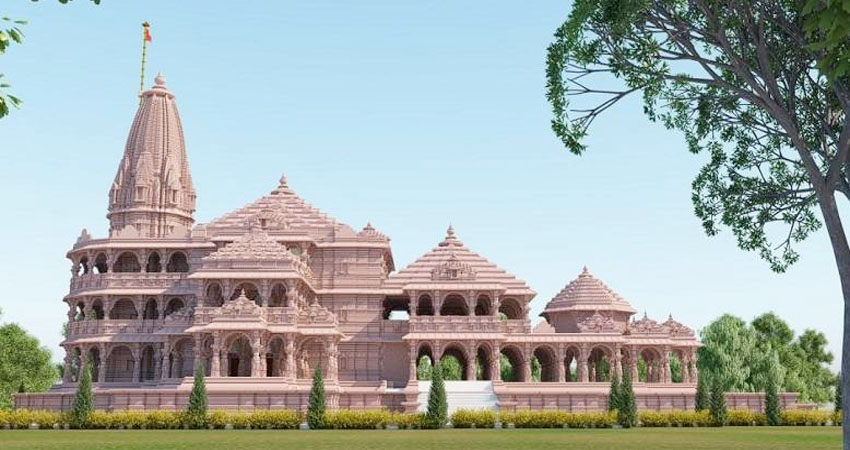 अयोध्या: बोर्ड की मिली मंजूरी, सर्वसम्मति से पास हुआ राम मंदिर का नक्शा