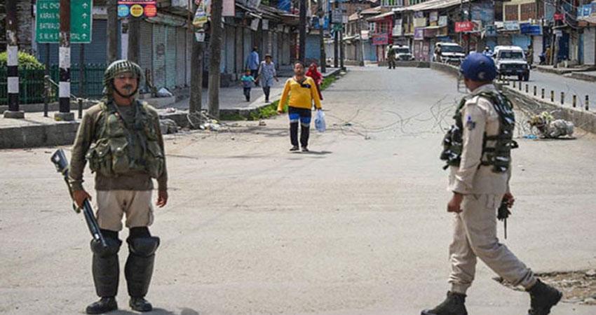 पाकिस्तान ने फिर किया संघर्ष विराम उल्लंघन,  पुंछ,राजौरी में दागे गोले