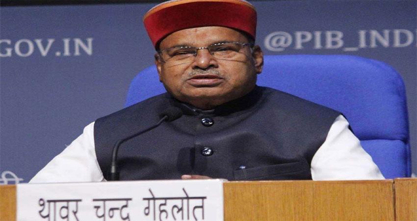 केंद्रीय मंत्री थावरचंद गहलोत बनाए गए कर्नाटक के गवर्नर, देखें पूरी लिस्ट