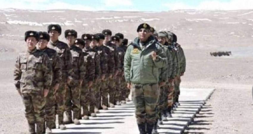 India China Border: भारत की कूटनीति का दिखा असर, फिंगर फोर क्षेत्र से पीछे हट रही चीन की सेना