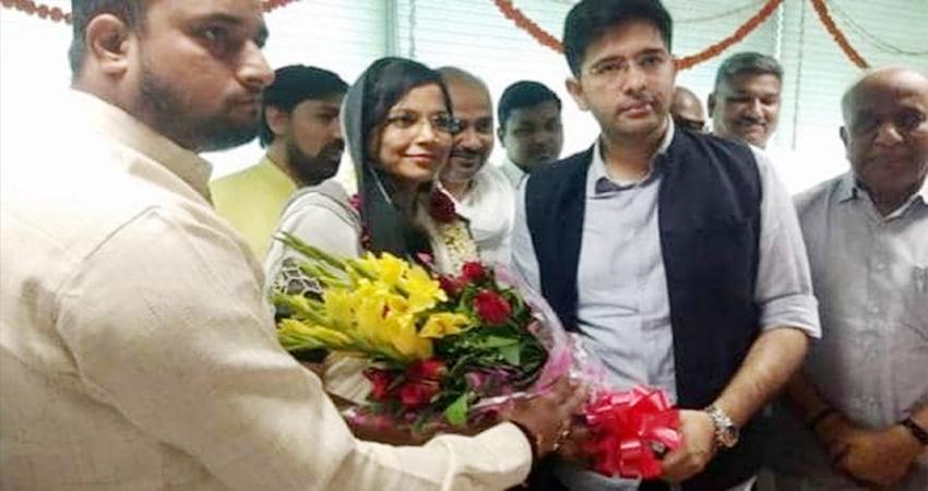 AAP पार्षद ने इस BJP नेता के खिलाफ दायर किया 1 करोड़ का मानहानि मुकदमा