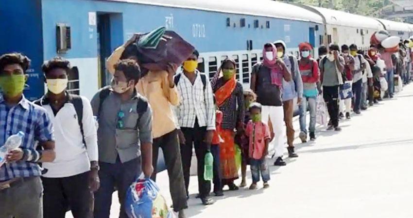 श्रमिक विशेष रेलगाड़ियों को चलाने की 'दक्षता' पर उठे सवाल