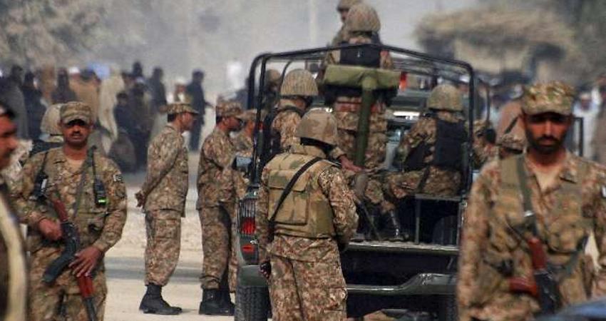 बलूचिस्तान में 7 पाकिस्तानी सैनिकों की मौत, इमरान ने भारत पर कहीं ये बात