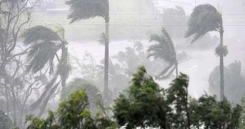 मौसम विभाग ने दी चौथा चक्रवाती तूफान ''बुरेवी'' की जानकारी, इन राज्यों में अलर्ट जारी