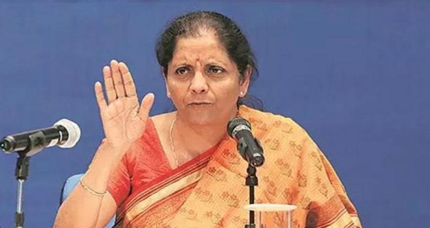 वित्त मंत्री निर्मला सीतारमण ने बजट पूर्व भाजपा संगठन से जुड़े लोगों से की मुलाकात