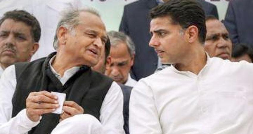 पायलट- गहलोत की तकरार से कांग्रेस में लौटी ''यंग बनाम ओल्ड'' की लड़ाई, पहले भी रही ऐसी स्थिति