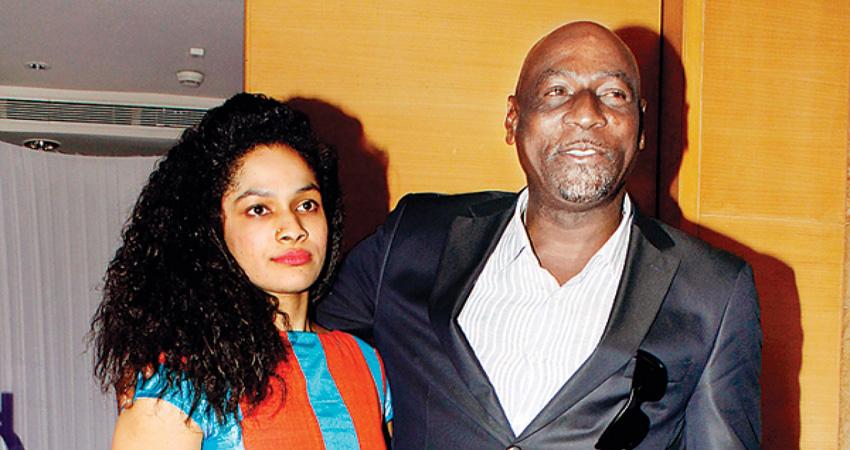 क्रिकेटर विवियन रिचर्ड्स को मिला बर्थडे सरप्राइज, बेटी मसाबा ने ऐसे मनाया 66वां जन्मदिन