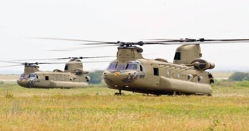 भारतीय वायुसेना में शामिल होगा अत्याधुनिक ''चिनूक'', पाक सीमा पर करेंगे तैनात