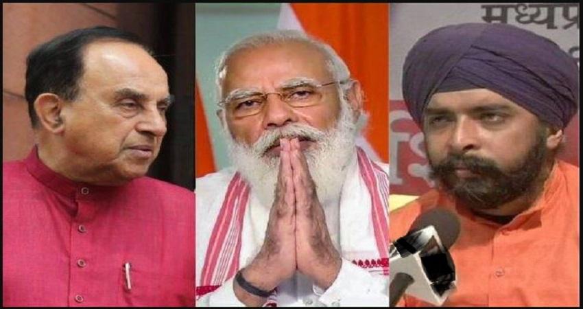सुब्रमण्यम स्वामी ने राजीव गांधी को दिया राम मंदिर का श्रेय, कहा- PM मोदी का कोई रोल नहीं…