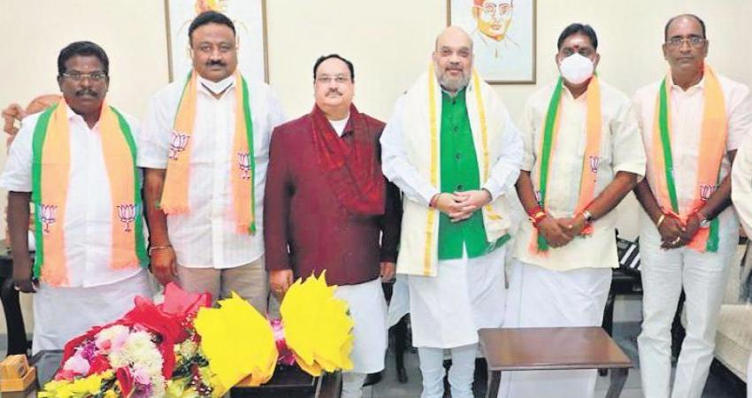 पुडुचेरी के लिए BJP ने बनाया मेगा प्लान, ये 5 Points हो सकते हैं गेम चेंजर