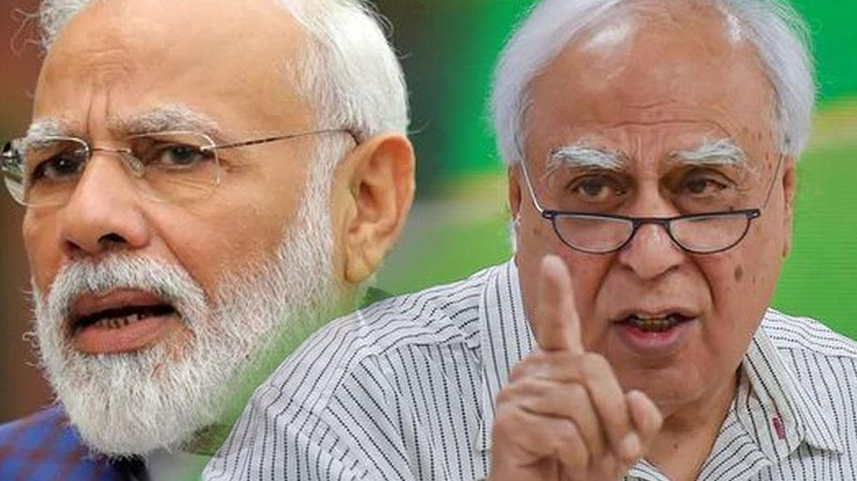 कोरोना कहर के बीच PM मोदी को याद आई महाभारत, सिब्बल ने कसा ये तंज