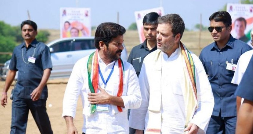 तेलंगाना कांग्रेस ने कहा- राहुल को कांग्रेस अध्यक्ष बनाना लोकतंत्र और जनता के हित में