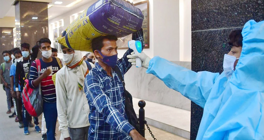 कोरोनाः पिछले 24 घंटों में 43 हजार से ज्यादा नए मामले, केरल में स्थिति चिंताजनक
