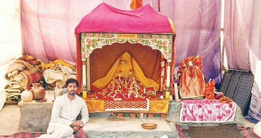 अयोध्याः रामलला के अस्थायी मंदिर की बढ़ाई गई सुरक्षा, गूगल मैप में नहीं दिखेगा लोकेशन