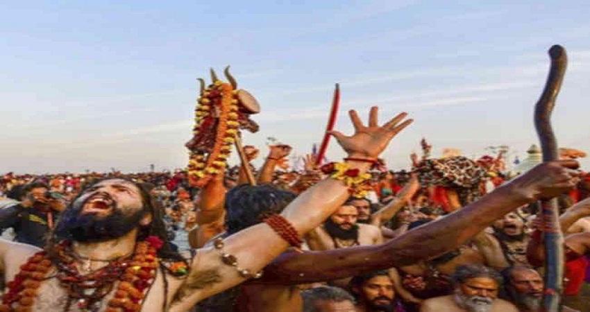 कुंभ मेले में लगेंगे अखाड़ों के टेंट,अखाड़ा परिषद की बैठक में लिया गया निर्णय
