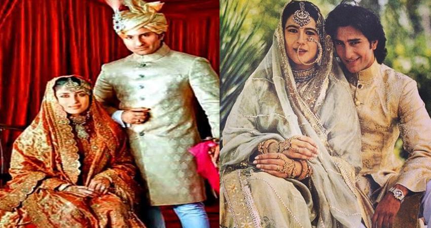 B''day Special: पढ़ें, सैफ अली खान की पहली शादी से दूसरी शादी तक का सफर