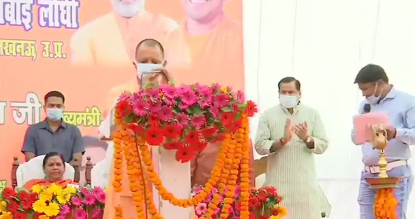 अवंतीबाई लोधी की पुण्यतिथि: CM योगी ने तीन महिला बटालियन की घोषणा की, आज से होगी स्थापना