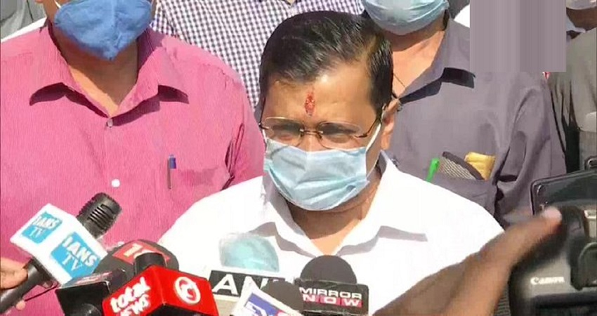 CM केजरीवाल ने किया LNJP की 1500 बेड्स वाली वर्ल्ड क्लास बिल्डिंग का शिलान्यास