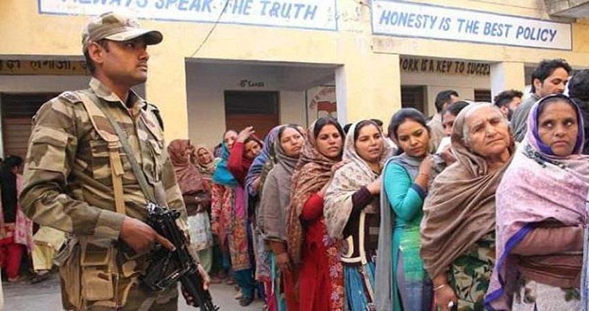 जम्मू-कश्मीर में कड़ी सुरक्षा के बीच BDC चुनाव के लिए मतदान जारी, बीजेपी को मिलेगी आसान जीत