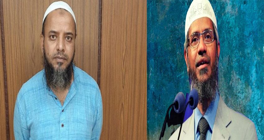 मलेशिया जाकर जाकिर नाइक से मिला था दिल्ली दंगे का आरोपी खालिद सैफी