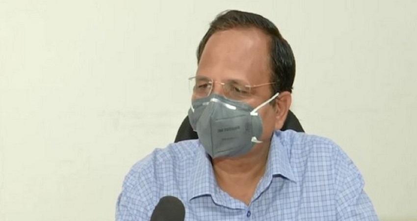 दिल्ली में बढ़ते कोरोना संक्रमण के बीच अस्पतालों की स्थिति पर सत्येंद्र जैन ने कही ये बात